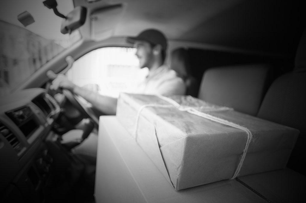 transport, Transport og budbil til bedrifter og privatpersoner